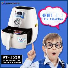 Freesub 3d sublimation vacuum heat press machine ST-1520 Package C1