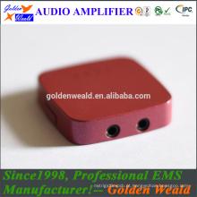 amplificador de telefone celular amplificador de fone de ouvido amplificador de bateria recarregável