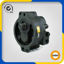 Pompe à engrenage hydraulique en fonte pour machine lourde