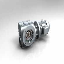 S Series Helical Worm Transmission Gear Box