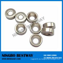 Permanent Ring Neodym High Power Magnete