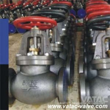 Marine Globe Valves Leading Supplier From China (J41)