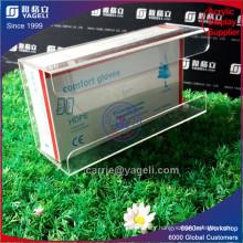 OEM Design Transparent Acrylic Glove Box