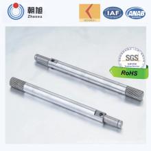Фабрика ISO подвергать механической обработке CNC точности стальные заклепки