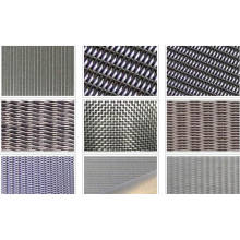 Plain Dutch Weave / Twill Weave Edelstahl Wire Mesh