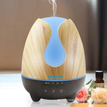 Atacado 500 ml Difusor Ultrasonic Glass Light Humidifier