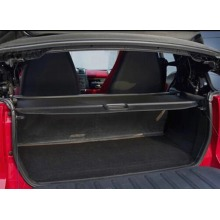 Durable Canvas Cargo Area Cover For Benz Smart