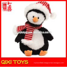 2014 best selling penguin toy funny stuffed christmas penguin toy