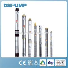 submersible pump single phase 300QH series stainless steel multistage submersible pump