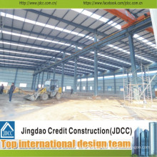 Best Seller and Low Cost Prefabricated Steel Structure Warehouse