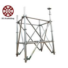 Popular galvanized steel scaffolding ringlcok system