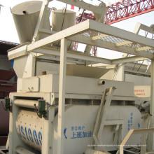 Супер Js1000 производительности (40-50м3/ч) горизонтального смесителя цемента