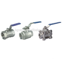 BGQ11F Series internal scew thread ball valve