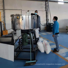 CE certificated Plastic powder material mixing machine plastic granules mixer machine