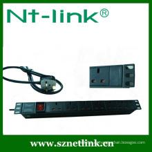 Shenzhen Netlink Hochwertige 8-Wege-PPdu-Sockel für Schrank
