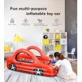 lit de voiture de course pour enfants multifonction