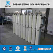 ISO9809 Standard High Pressure Seamless Steel Gas Cylinder