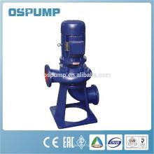 Pompe d'eaux usées verticale marine