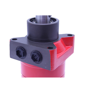 omt motor with thrust bearing