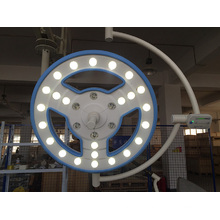 Hollow type operation LED light