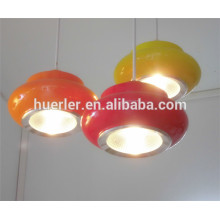 2014 new product huerler manufactory AC100-240v/DC48v 11-12w/15-16w ip65 battery operated pendant lights