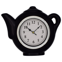 Teapot clocks for home decor best clock from china