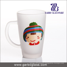 12oz Frosted Glass Mug (GB094212-DR-108)