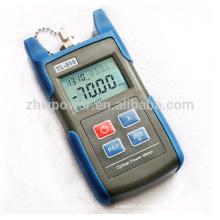 FC SC ST Interface Optical Power Meter TL510, mini thermomètre à fibre optique avec 1310/1490/1550/1625 nm