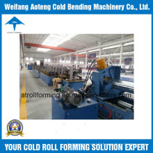 Steel Security Door Frame Roll Forming Machine