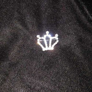 Cheap Crystal Pageant Sash Pins