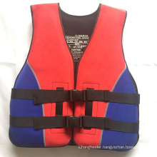 Wholesales Promotional Water Sport Inflatable cheap adult floating neoprene life vest