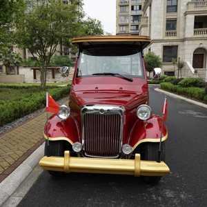 graceful design elegant golf cart Classic Car