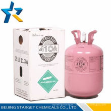 High Purity Gaz R410a Gas used for air-conditionder