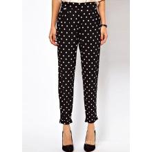 Bom preço alta qualidade moda casual mulheres calças
