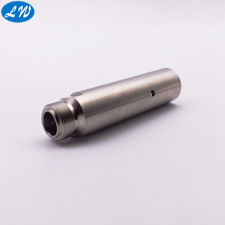 Shaft Steel Machining