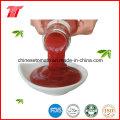 340g Ketchup de Tomate com Paching de Garrafa de Plástico
