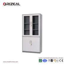 Cabinet de porte en verre d'oscillation d'Orizeal (OZ-OSC009)