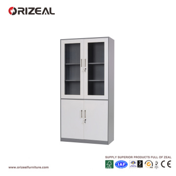 Gabinete de puerta de vidrio abatible Orizeal (OZ-OSC009)