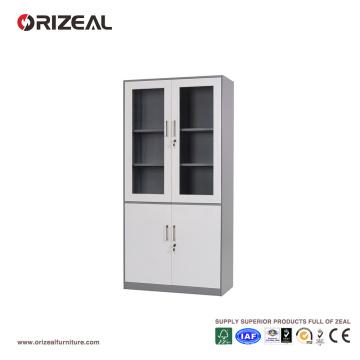 Orizeal распашные стеклянные двери шкафа (ОЗ-OSC009)