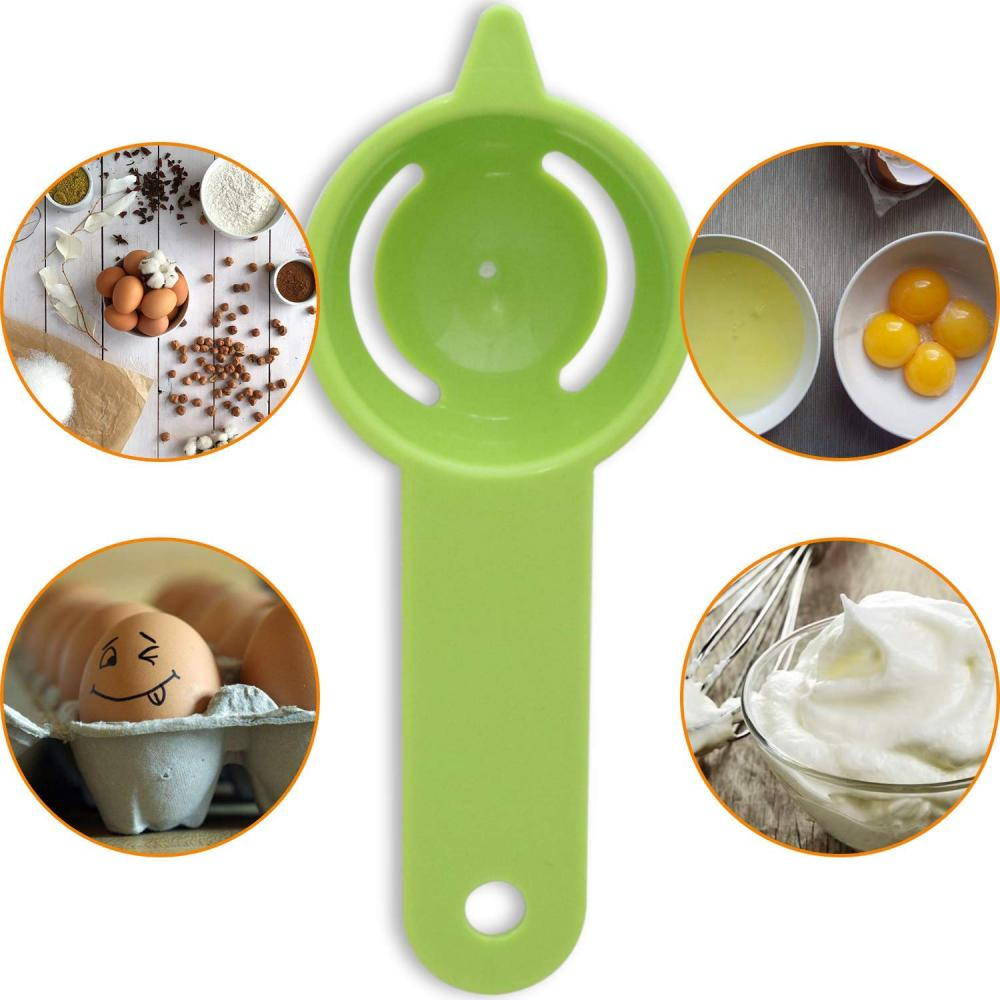 Egg Yolk White Separator