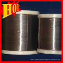 Gr5 Titanium Spool Wire con precio de fábrica