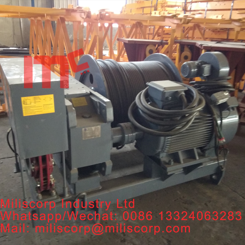 hoist mechanism-inverter hoist