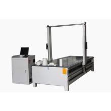 máquina de corte de espuma de fio quente com DSP