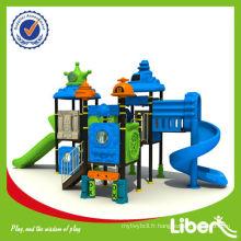 Liben Produits récréatifs, structures de parc équipement de terrain de jeux, centre de jeux pour enfants meilleur choix LE-SY013
