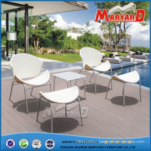 Stainless Steel Garden Lounge Chair
