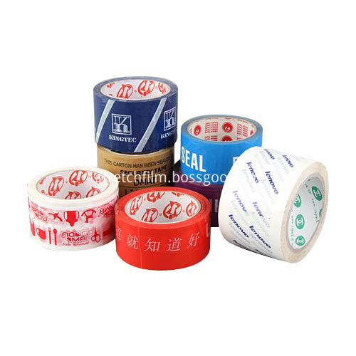 printed carton tape