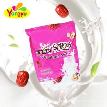 Yogurt and Jujube wolfberry Flavor Breakfast Milk