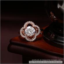 Anel de casamento de zircão VAGULA moda (Hlr14171)