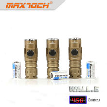 Maxtoch WALL.E Aluminum Mini Light LED Flashlight