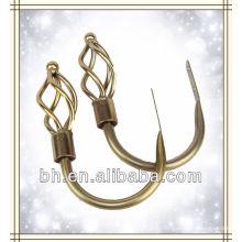 Металлический держатель карнизов, держатель карнизов, дизайн держателя карнизов